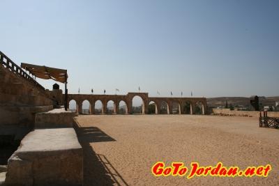 Ипподром в Джераше