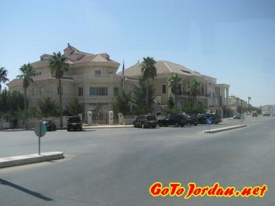 Улицы Аммана