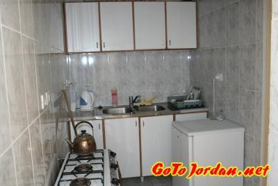 Кухня на 4 комнаты в Доме Паломника
