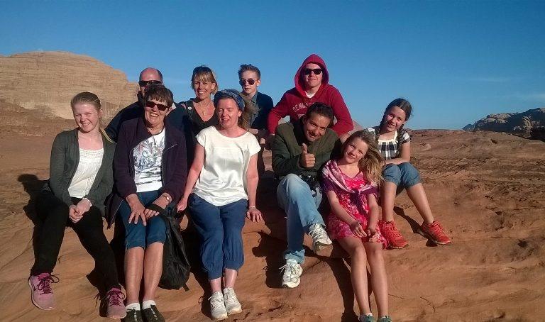 Фотографии туристов. Иордания Петра, Вади Рам, Акаба