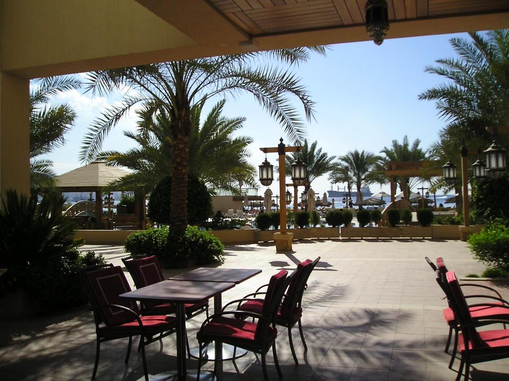 Береговой отель в Акабе, Иордания