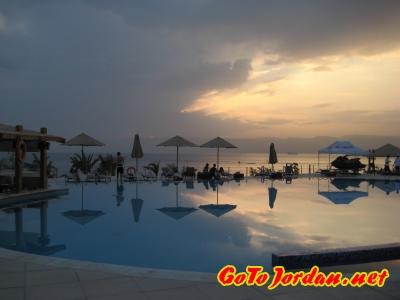 Фото пляжного клуба в Акабе
