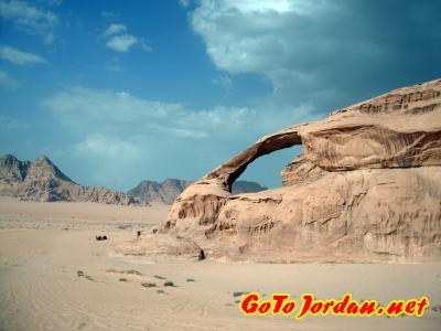 Фото пустыни Вади Рам